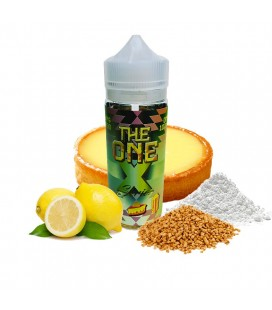 The One Lemon Crumble Cake Plus par Beard Vape and Co