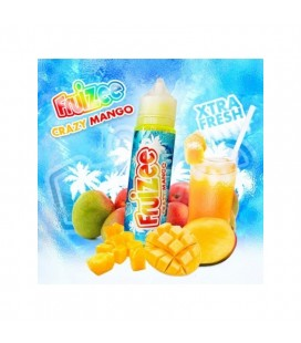CRAZY MANGO – E-liquid-France