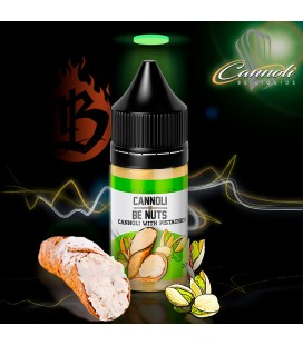Cannoli Be Nuts- Concentré 30ml