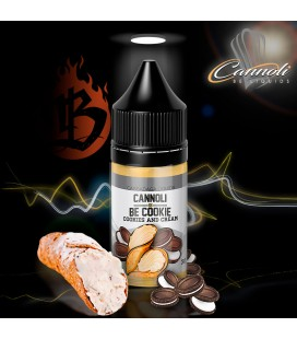 Cannoli Be Cookie- concentré 30 ml